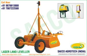 Laser Land Leveller manufacturers in Punjab or Ludhiana
